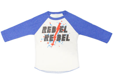 Bowie Rebel Kids Tee
