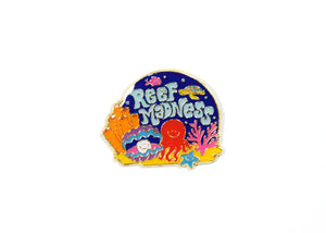 Reef Madness Enamel Pin