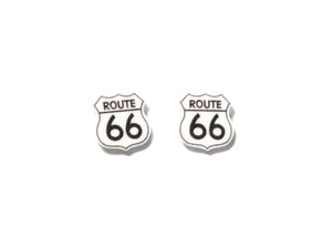 Route 66 Earrings