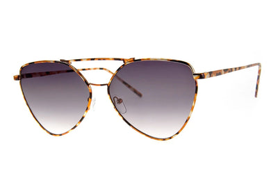 Say Ow! Sunglasses in Tiger Multi