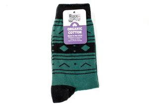 Sedna Crew Socks In Hunter