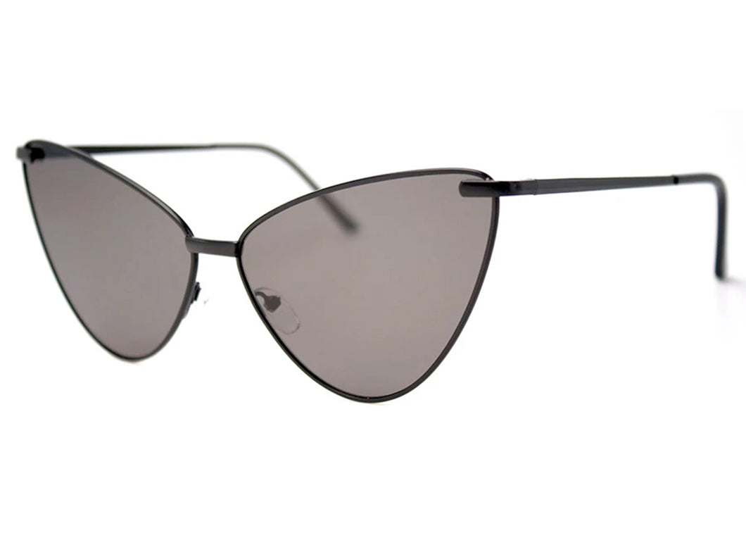 Sissy Sunglasses in Matte Black