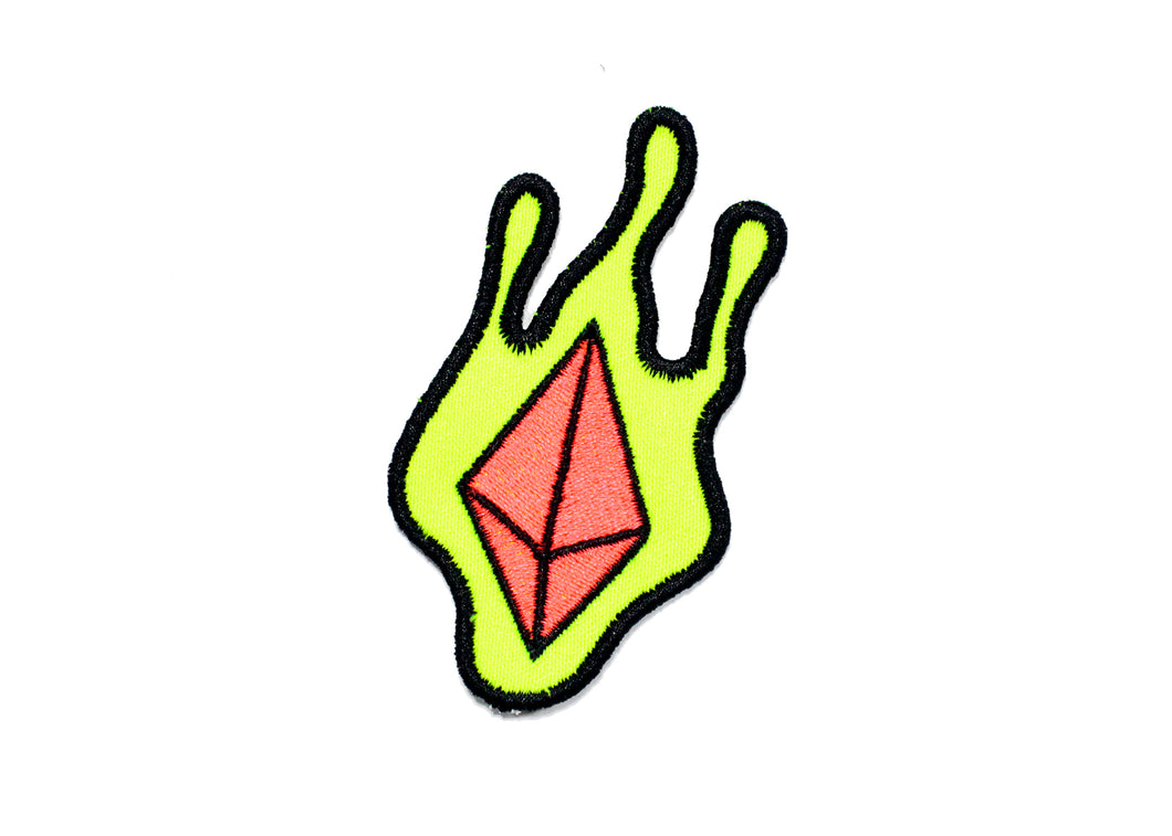 Slimy Diamond Patch