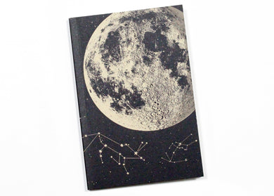 Full Moon Mini Notebook
