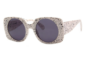 Splash Sunglasses in White