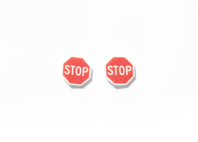 Stop Earrings