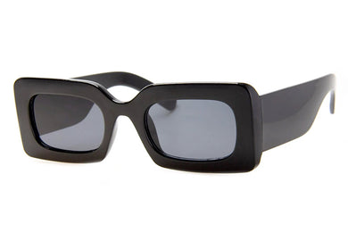 TV Sunglasses in Black
