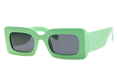 TV Sunglasses in Green