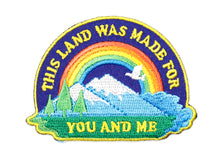 This Land Is Your Land Iron-On Patch