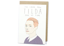 Tilda End Of Time Card