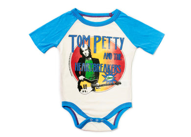 Tom Petty Baby Onesie