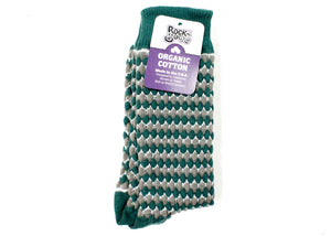 Townsend Crew Socks In Hunter