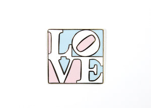 Trans Love Enamel Pin