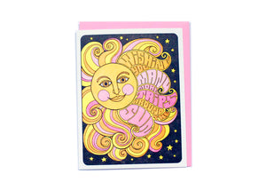 Trips Around The Sun Card