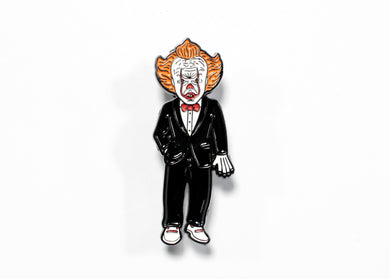 Pennywise At The Oscars Enamel Pin