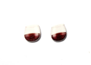 Wine Earrings