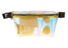 XL Ultra Slim Fanny Pack In Lux Electro Pixel