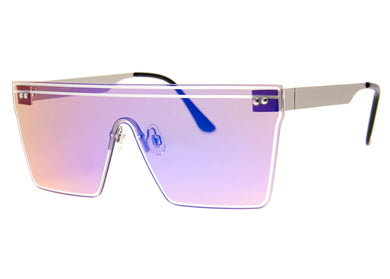 Zadie Sunglasses in Crystal