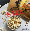 CLEARANCE! Delightfully Cheesy Popcorn - 4 bags for $15