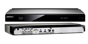 SAMSUNG 3D Ultra HD Smart Blu-ray & DVD Player- BD-F7500