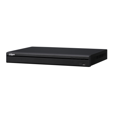 DAHUA 16/32 Channel 1U 16PoE 4K&H.265 Lite Network Video Recorder-[NVR4216/4232-16P-4KS2]