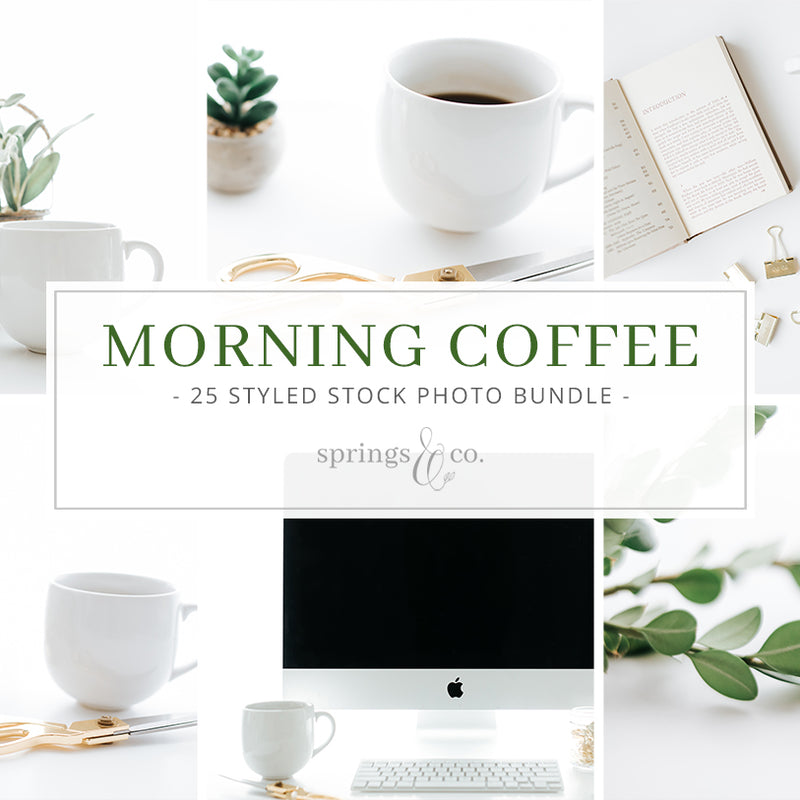 Morning Coffee Bundle