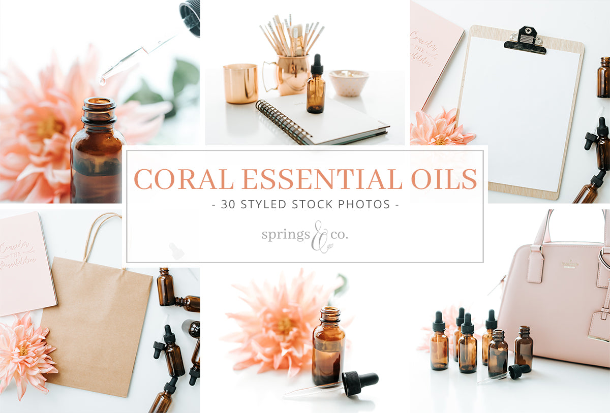 Coral Essential Oils Bundle