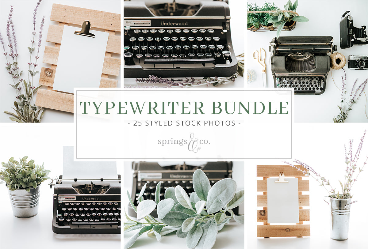 Typewriter Bundle