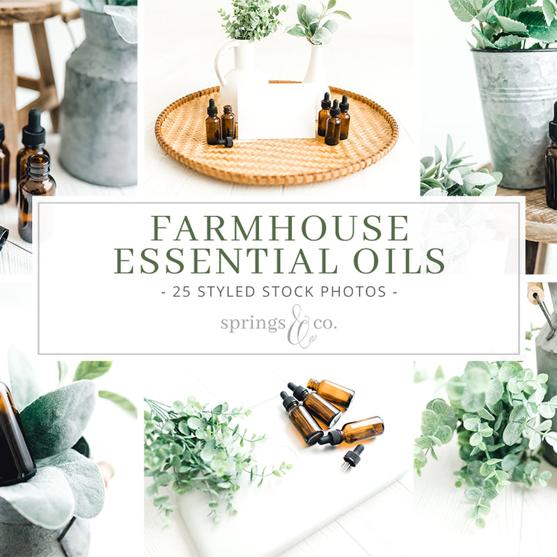 Greenery Essential Oils Bundle