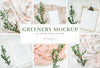 Greenery Mockup Bundle
