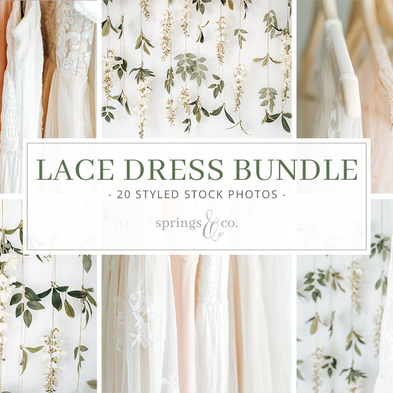 Lace Dress Bundle