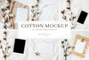 Cotton Mockup Bundle