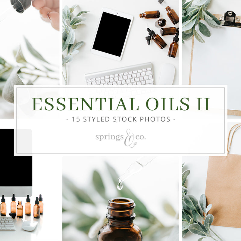 Essential Oils II Bundle