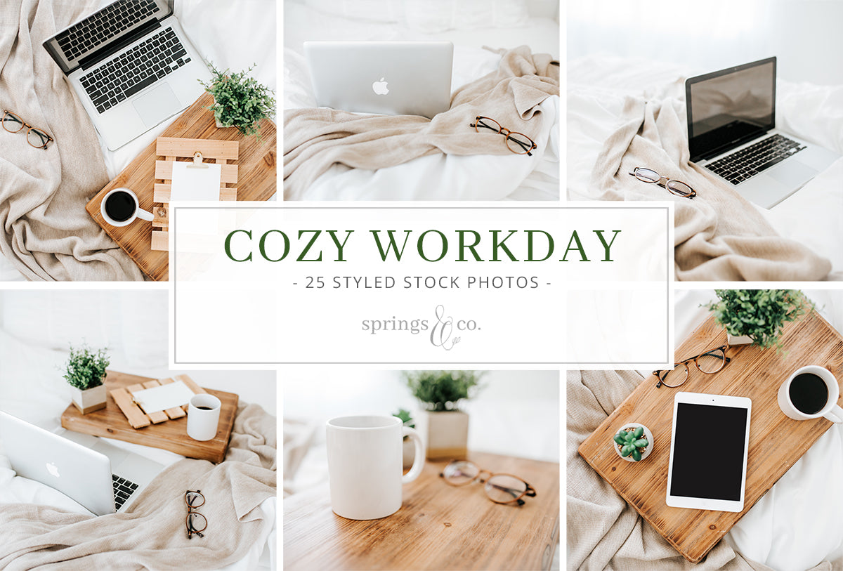 Cozy Workday Business Bundle