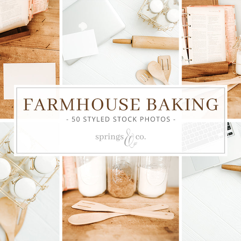 Farmhouse Baking Bundle