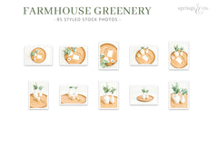Farmhouse Greenery Bundle