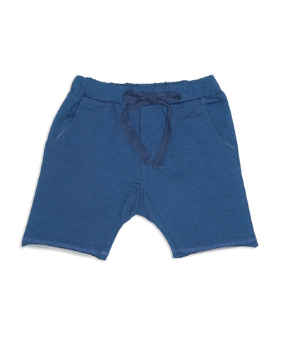 SHORTS - THE BONES RELAXED BLUE