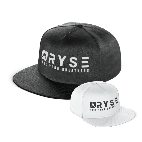 Ryse Snapback | Fuel Your Greatness