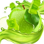 Gummy Green Apple