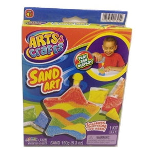Sand Art Star Shaped Play & Display - TGC Toys and Gifts
