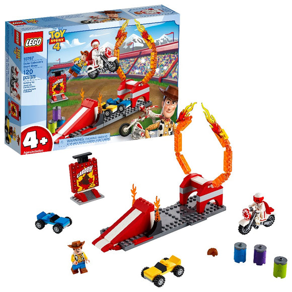 LEGO Toy Story 4 Duke Caboom's Stunt Show - TGC Toys and Gifts
