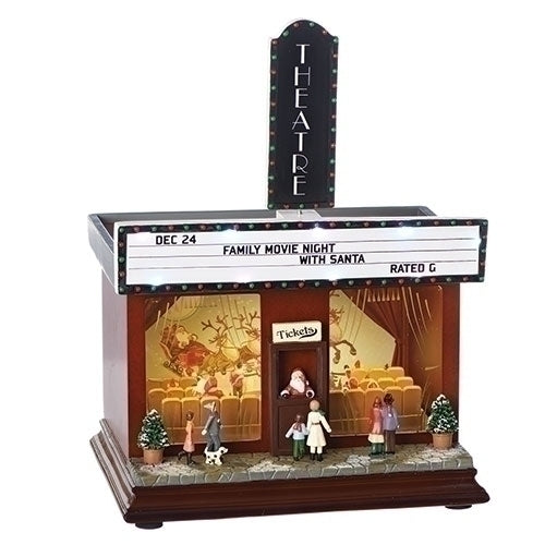 Roman Comet Theater LED Lit Animated Musical-TGC Toys and Gifts