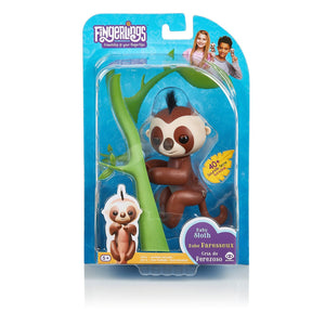 Fingerlings Kingsley Baby Sloth Interactive Toy-TGC Toys and Gifts