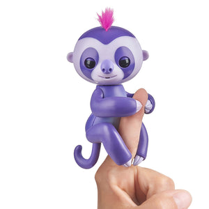 Fingerlings Marge Baby Sloth Interactive Toy-TGC Toys and Gifts