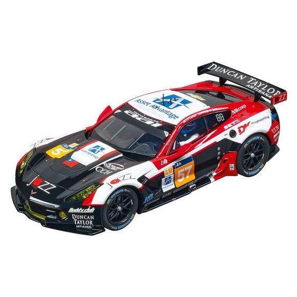 Carrera Chevy Corvette C7R AAI Motorsports #57 Digital 124 Slot Car - TGC Toys and Gifts