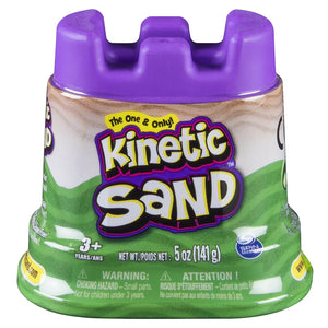 Green Kinetic Sand Single Container - TGC Toys and Gifts