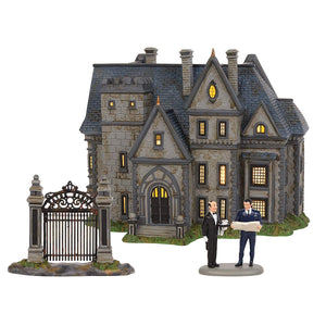 Department 56 Hot Properties Wayne Manor Lighted Building - TGC Toys and Gifts