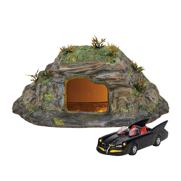 Department 56 Hot Properties The Batcave with Batmobile - TGC Toys and Gifts