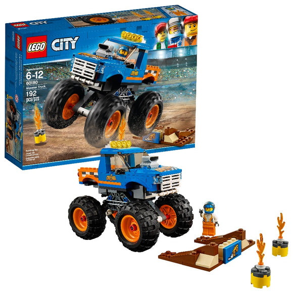 LEGO City Monster Truck - TGC Toys and Gifts