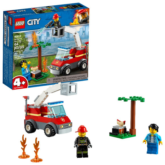 LEGO City Barbecue Burn Out - TGC Toys and Gifts